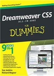 Скачать бесплатно книгу. Sue Jenkins, Richard Wagner. Dreamweaver CS5 All-in-One For Dummies